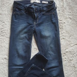 Hollister skinny jeans Size 1L Low rise